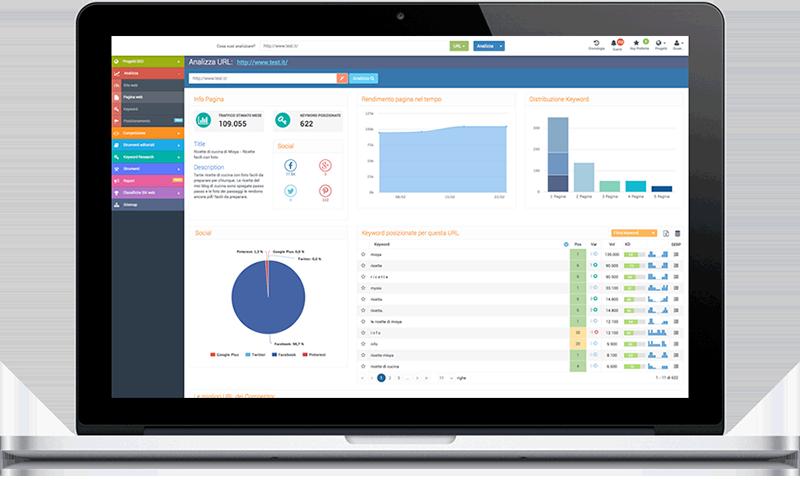 valutazione sito e analisi