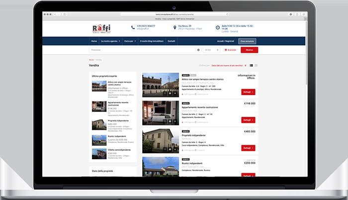 sito web immobiliare raffi piacenza macbook
