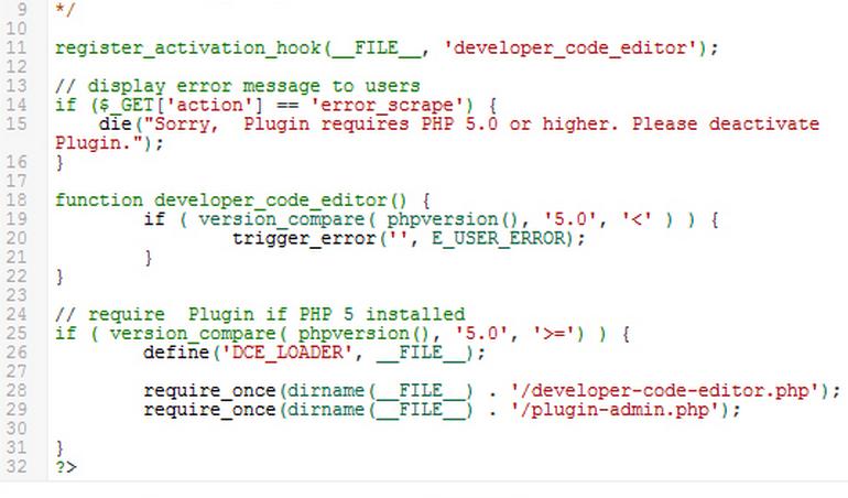 compiti sviluppatore web